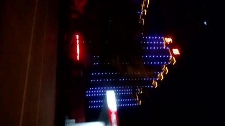 右江区的夜景