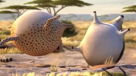 【搞笑动物】如果动物们都变成圆球 2
