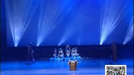 幼儿舞蹈-群舞-独舞:03少儿舞蹈《三个和尚》-来自公众号:幼师秘籍