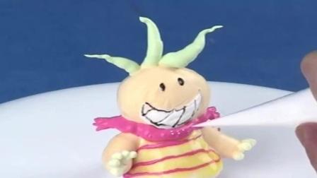 简易甜点系列 如何制作 香蕉戚風蛋糕