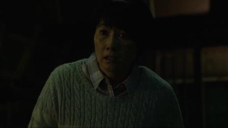 寄生兽 母亲遭怪虫侵袭 染谷将太被刺心脏