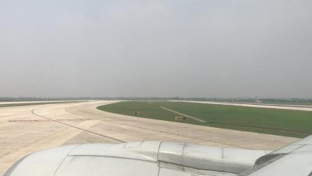 中国南方航空 China Southern Airlines CZ659 广州-武汉 CAN-WUH 波音777-300ER(77W)降落武汉天河国际机场