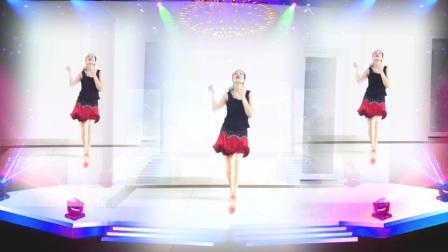 红豆广场舞 桑巴恰恰《漂亮的姑娘嫁给我吧》编舞范范