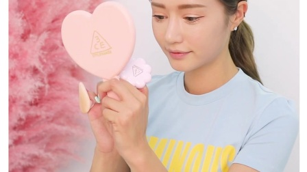LOVELY MAKE UP TUTORIAL ( feat : LOVE 3CE )