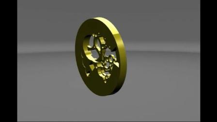自动机械手表3D拆解