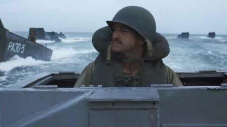 拯救大兵瑞恩 国语版 抢滩将士遭遇攻击 残肢断臂超凄惨