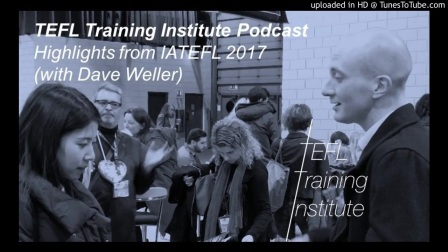 Podcast: Highlights from IATEFL 2017