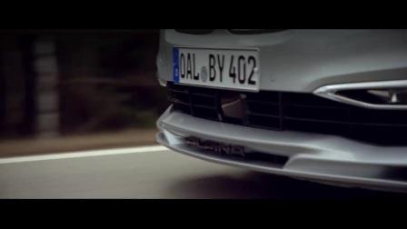 全新BMW ALPINA B5 Bi-Turbo四驱旅行版宣传短片