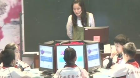 《宣傳海報》李辰浙江省2010年小學信息技術課堂教學評比活動