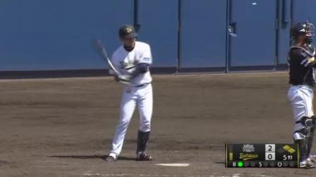 2017.06.13 二軍公式戦 オリックス-ソフトバンク 山田-伊藤祐
