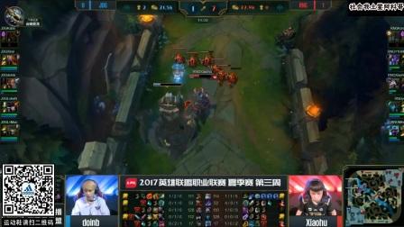 2017LOL英雄联盟LPL夏季赛 RNG vs JDG 决胜局