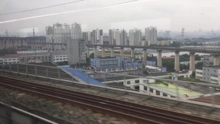 永川到重庆的起伏丘陵