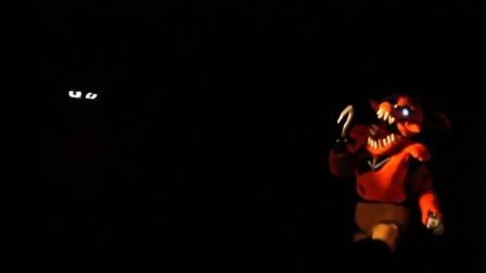 玩具熊的五夜后宫Cosplay表演现场