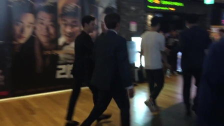20170626 Kim Soo Hyun 金秀贤 电影 《REAL》媒体试映会-进场