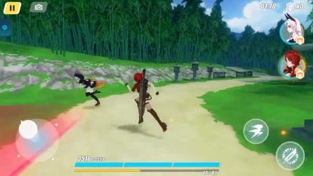 崩坏3黑轩辕剑测试