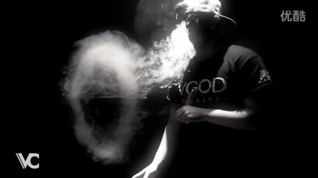 一品蒸汽 vape国外电子烟最新花式玩法戒烟替烟大烟雾吐烟圈 推眼圈教程教学33