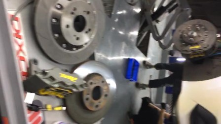十代思域ASPEC锻造刹车升级
