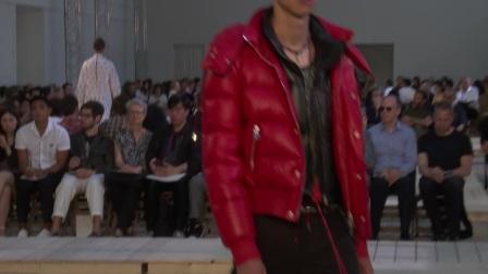 Alexander McQueen | 2018春夏男装 | 时装秀亮点