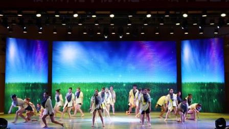 信阳师范学院13级舞蹈毕业演出