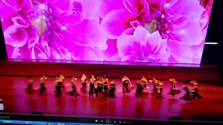 湘西职院15幼师毕业演出《缅桂花开朵朵香》