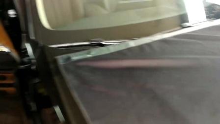 宝马740LI 3M太阳膜施工