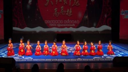 新大陆教育集团《舞蹈大红灯笼》
