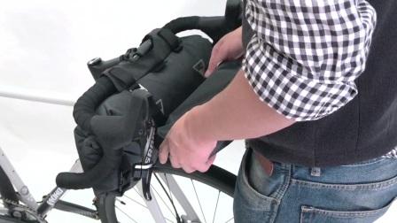 WOHO Xtouring 輕量單車露營包 龍頭配件包 安裝示範