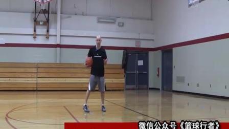 篮球课 如何像库里一样快速低手抛投 篮球教学视频1 篮球运球基本功