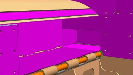 美卓N系列翻盖式剪切+打包+压块一体机