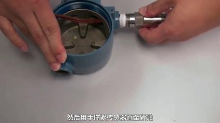 Dual Element Sensor with the Rosemount 644