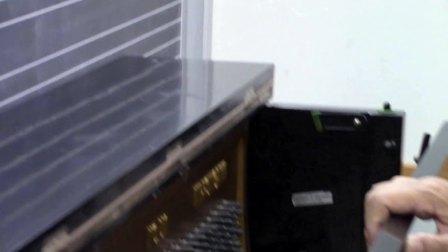 钢琴外壳结构和拆装