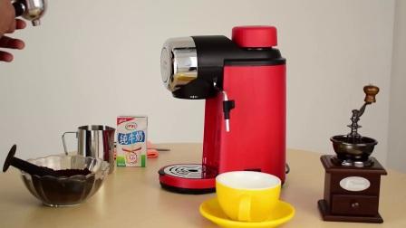 【咖啡师推荐】一款259元意式咖啡入门练习机,值得入手