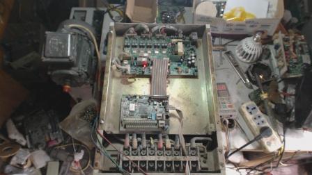 22千瓦变频器维修下