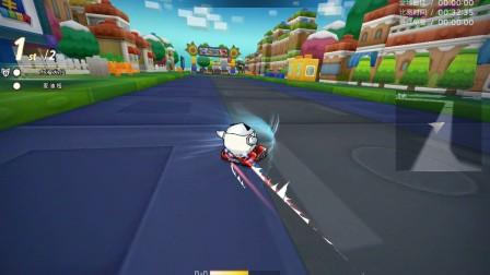 跑跑卡丁车 像素世界VS