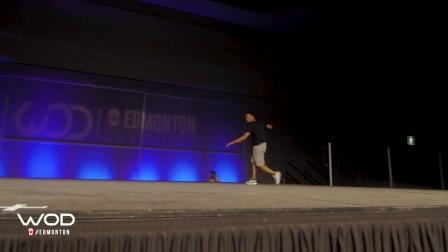 【5BBOY】BBOY MORRIS  - FrontRow - World Of Dance Edmonton Quailfier 2017