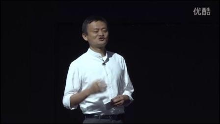 马叔【未来这5点会改变世界】云栖大会马云精彩演讲19