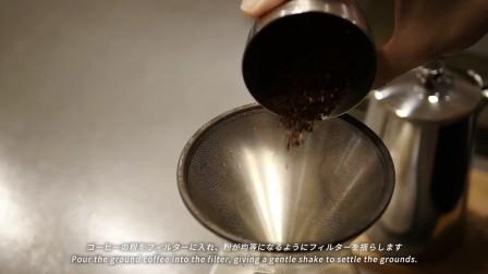 KINTO不锈钢滤网咖啡壶套装(byThe Artisan Coffee)