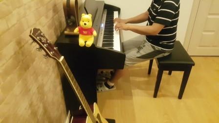 【勋.Kim】夜的钢琴曲  -《Summer》电影 <菊次郎的夏天> 主题曲 完整版
