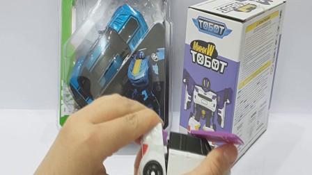韩国最有名的小孩儿变形金刚玩具汽车 tobot -W 与Carbot,幼儿玩具,欢迎订阅!!!