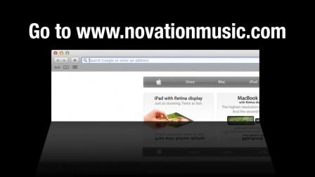 Novation - Launchkey - 操控 Cubase