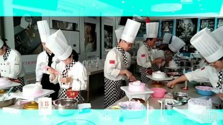 """云南新东方烹饪学校""""新东方杯""""技能比拼-西点比赛"""