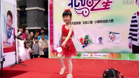 儿童现场跳《小苹果》舞蹈.被小孩的可爱萌到了camproj
