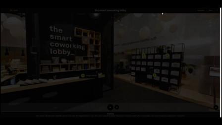 智能办公室SmartCoworkingLobby—了解成本效益更高的办公环境