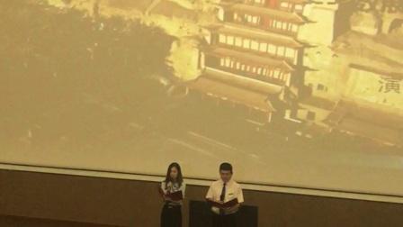 敦煌研究院庆祝党的生日诗歌朗诵比赛