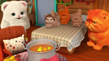 巴塔木儿歌 - Three Sick Kittens