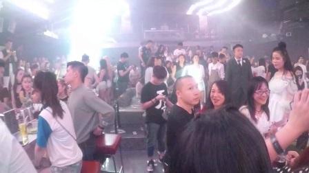 DJ Sasha& MC Mateo &Mc Sum重庆SPACE PLUS