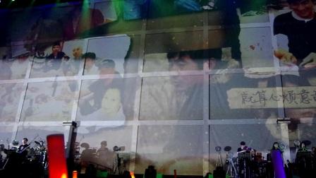 """刘若英Renext""""我敢""""演唱会扬州站《一辈子的孤单》+乐队介绍+《决定》"""