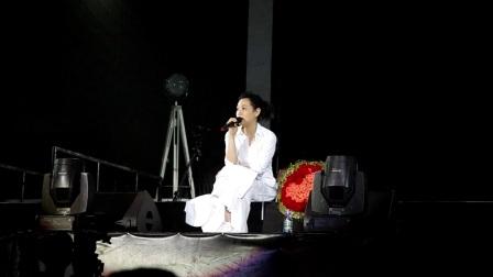 """刘若英Renext""""我敢""""演唱会扬州站《舞女》+发自肺腑的一段话"""