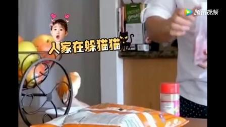 妈妈全程和奥莉说英语, 奥莉用中文回答妈妈, 英语听力真厉害