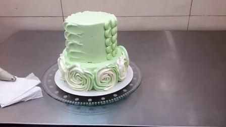 花瓣奶油蛋糕怎么制作的, 你知道吗